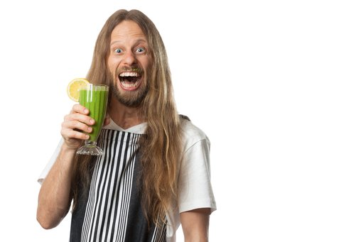 hippie guy